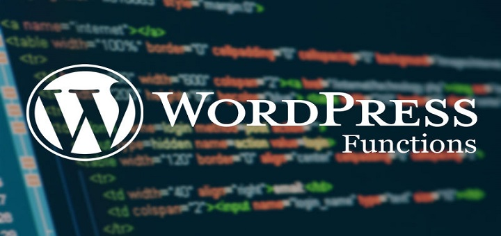 WordPress-Functions