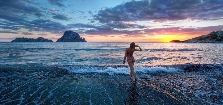 Evening-Beach-Tides